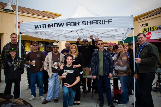 Withrow for Sheriff