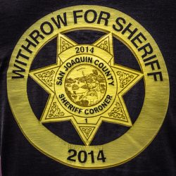 Withrow for Sheriff 2014