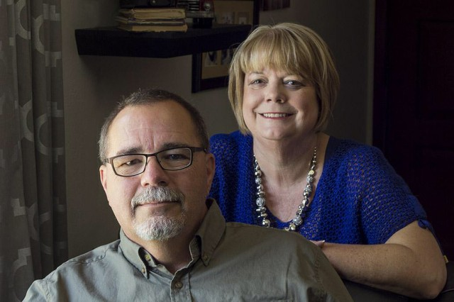 Randy and Marcie Bayne