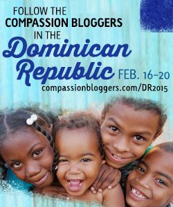 Follow Compassion Bloggers